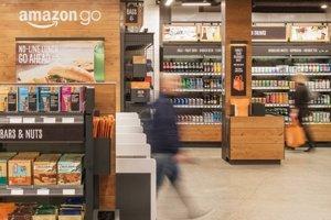 Prvý Amazon Go otvorili v Seattli.