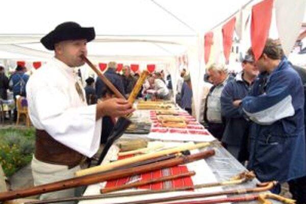 Na tradíciu Radvanského jarmoku môžeme byť právom hrdí