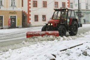 Posledn  zima mestskú pokladnicu preskúšala