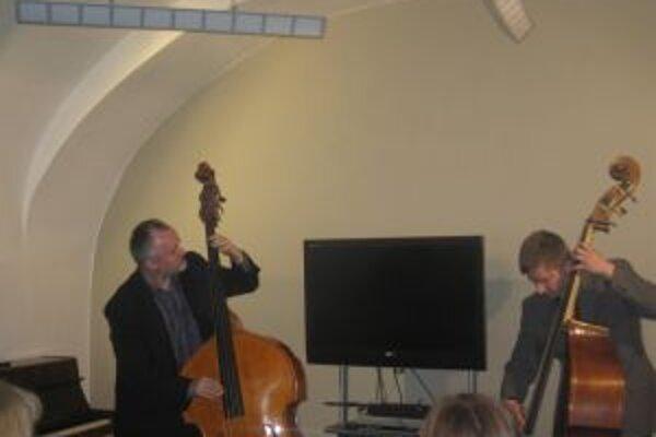 Klubová miestnosť átria bude slúžiť hlavne komorným koncertom