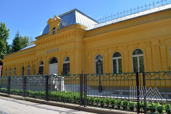 Galéria Baníckeho múzea v Rožňave.