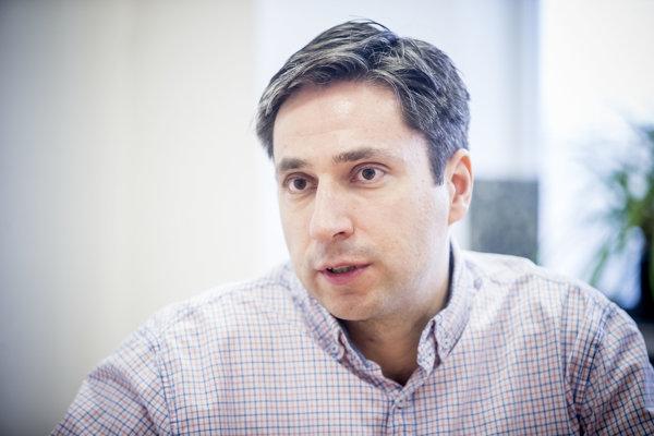 Peter Goliaš, riaditeľ Inštitútu pre ekonomické a sociálne reformy