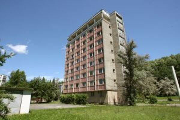V bývalej budove  SAV by mohli v budúcnosti vzniknúť nájomné byty