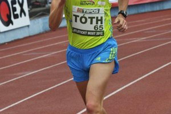 Matej Tóth bude patriť k hlavným favoritom pretekov.
