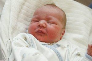 Milan Figura (3950 g, 52 cm) sa narodil 18. januára Lucii a Milanovi v myjavskej pôrodnici.