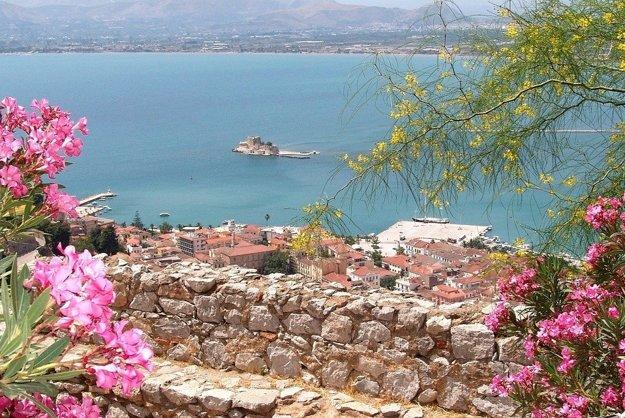 Nafplio bolo prvým hlavným mestom moderného Grécka.