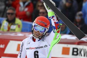 Petra Vlhová ovládla slalom.