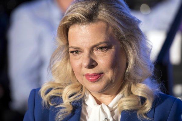Sara Netanjahuová.