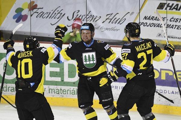 Hokejisti Detvy, ilustračná fotografia.