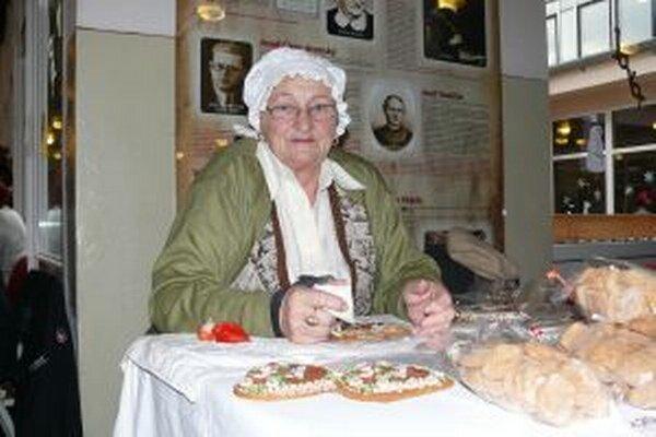 Viera Rybová začínala s medovníkmi v deväťdesiatych rokoch.