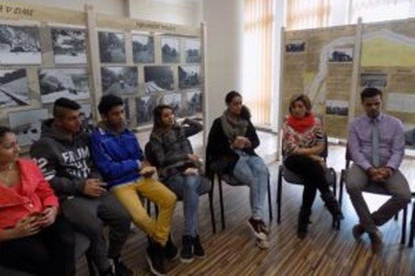 Stretnutie v detvianskom kultúrnom centre.