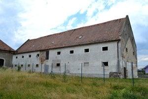 Sýpka patriaci do areálu kaštieľa v mestskej časti Čunovo,