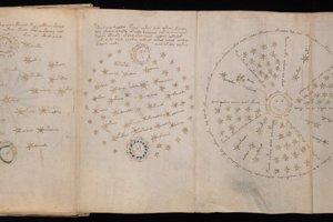 Niektoré stránky vo Voynichovom rukopise sa dajú roztvárať.
