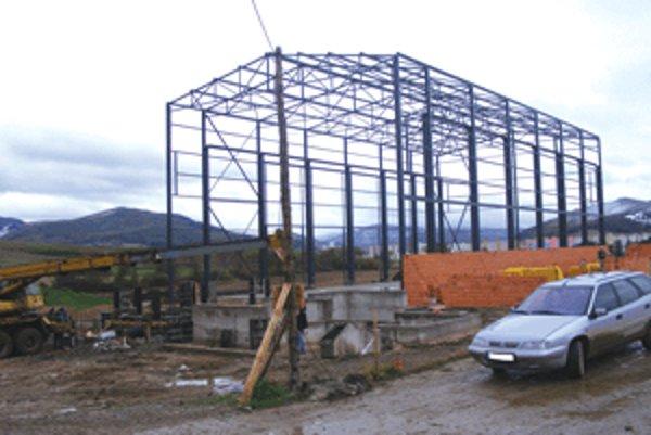 Budúca bioplynová stanica v Detve.