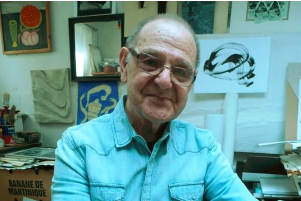 Juraj Bartusz. Jeho podpis je pod viacerými košickými sochami.