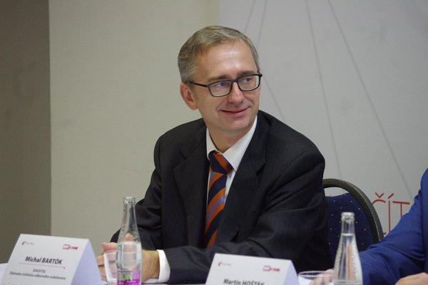 Michal Bartók.