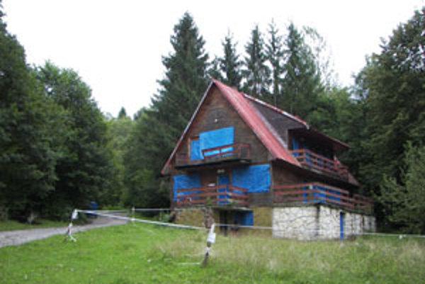 Na chatu v Sekierskej doline si mnohí pamätajú, viacerí ju využívali na podnikové aj rodinné oslavy.