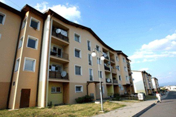 Byty na Sekieri mesto postavilo z nenávratnej dotácie ministerstva výstavby.