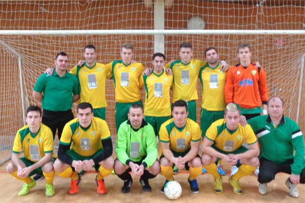 Levickí futbalisti sa počas prípravy predstavili aj na halovom turnaji, ktorý organizoval ObFZ Levice.
