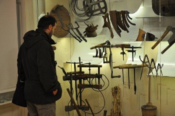 Výstava v Lesníckom a drevárskom múzeu.