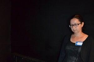 Carmen Cilipová. Dnes už bývalá pracovníčka múzea hovorí, že doplatila na svoj postoj v kauze obrazu.