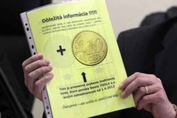 Za svoje práva pri rokovaniach o Kolektívnej zmluve, ale aj proti pripravovanej ťažbe zlata v lokalite Biely vrch, budú vo štvrtok, 5. apríla pochodom protestovať odborári zo Základnej organizácie OZ KOVO pri PPS Detva.