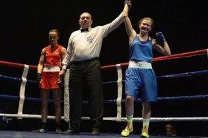 Jessica Triebeľová (v modrom) odštartovala nový rok víťazstvom v Srbsku.