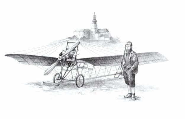 Prvým letcom, ktorý so svojim lietadlom pristál v tormošskom chotári, bol Andrej Kvas. Bol vôbec prvým licencovaným pilotom slovenskej národnosti (1914).