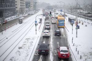Doprava v Bratislave kolabuje.