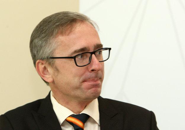 Michal Bartók, riaditel Štátneho inštitútu odborného vzdelávania.