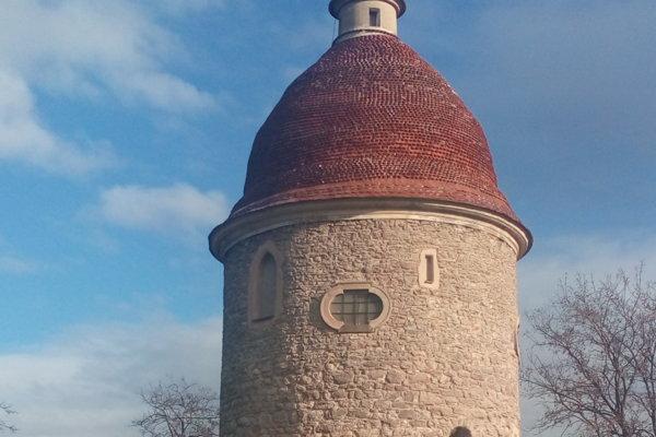 Rotunda sv. Juraja v Skalici.