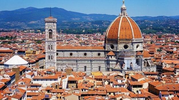 Florentská katedrála