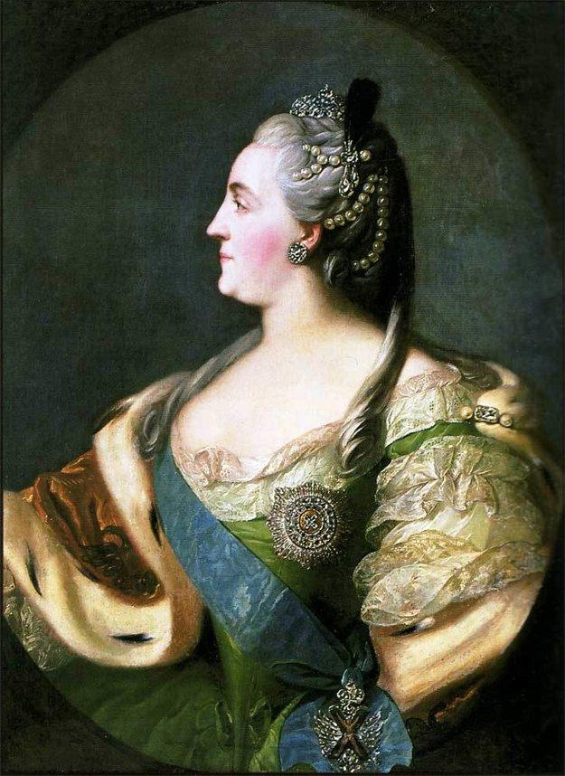 Katarína Veľká mala v Potemkinovi najbližšieho priateľa a spojenca.