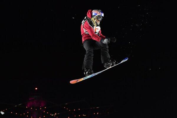 Snoubordistka Katie Ormerodová skončila na ZOH 2018 v Pjongčangu.