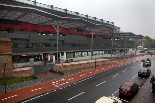 City Arena v Trnave.