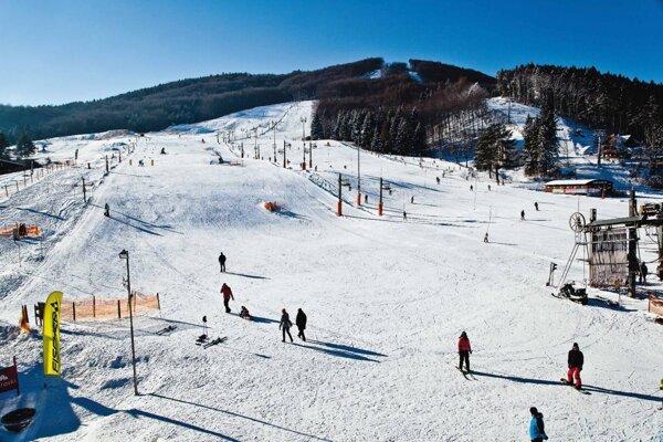 Snowland Valča.