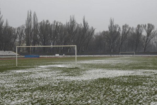 Futbalisti sa postupne úplne presťahujú na Sihoť.