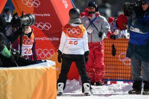 Klaudii Medlovej finále slopestyle nevyšlo.