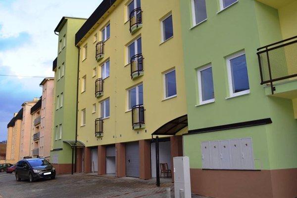 Mesto Myjava pridelilo 24 bytov.