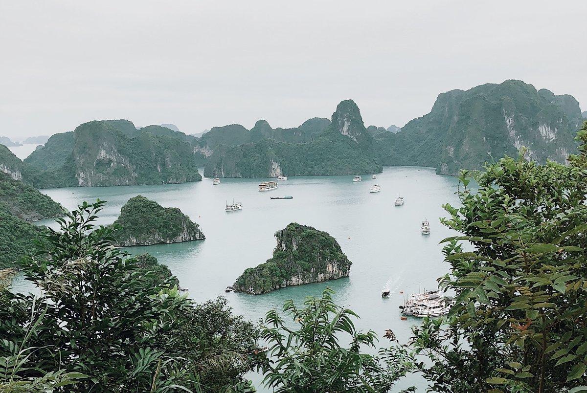 Objavte Vietnam: Týchto deväť miest sa vám zapáči