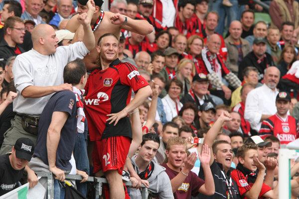Fanúšikovia FC Liverpool. Takých máme aj doma.