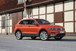 Volkswagen Tiguan - 1071 kusov