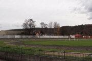 Archívne foto. Takto vyzerala dráha niekdajšieho spartakiádneho štadióna. Ustúpila jeho prestavbe na moderný futbalový stánok.