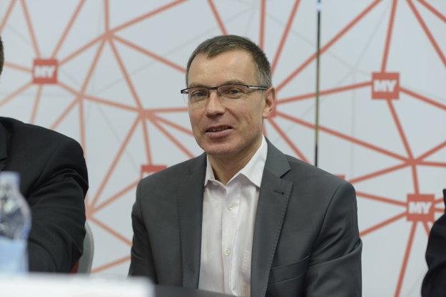 Radoslav Béreš, Business Development Director YMS a. s..