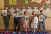 Aj tieto deti boli vlani úspešné v súťaži O zlatú guľôčku.