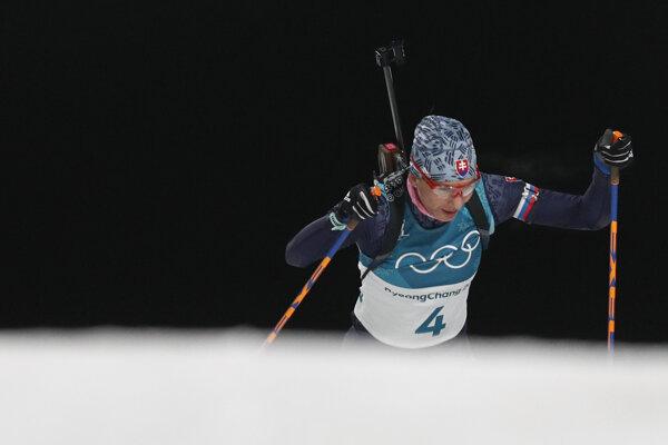 Anastasia Kuzminová získala v Pjongčangu zlato.