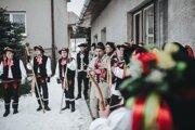 Gajdošské fašiangy sú v Malej Lehote dlhoročnou tradíciou.
