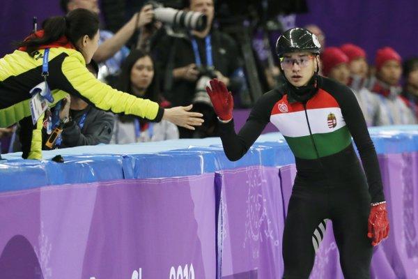 Sándor Shaolin Liu je najväčšou maďarskou medailovou nádejou na hrách v Pjongčangu.