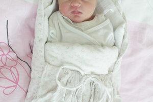 Rodina Mariky a Mirka Leškovcov z Lednických Rovní sa 8. februára rozrástla o prvorodenú dcérku Lindu (2520 g, 47 cm).