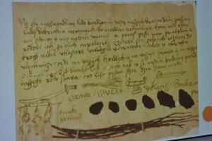 Známy list družiny Fedora Hlavatého Bardejovčanom. Žiaci aj vďaka nemu spoznávajú históriu regiónu.